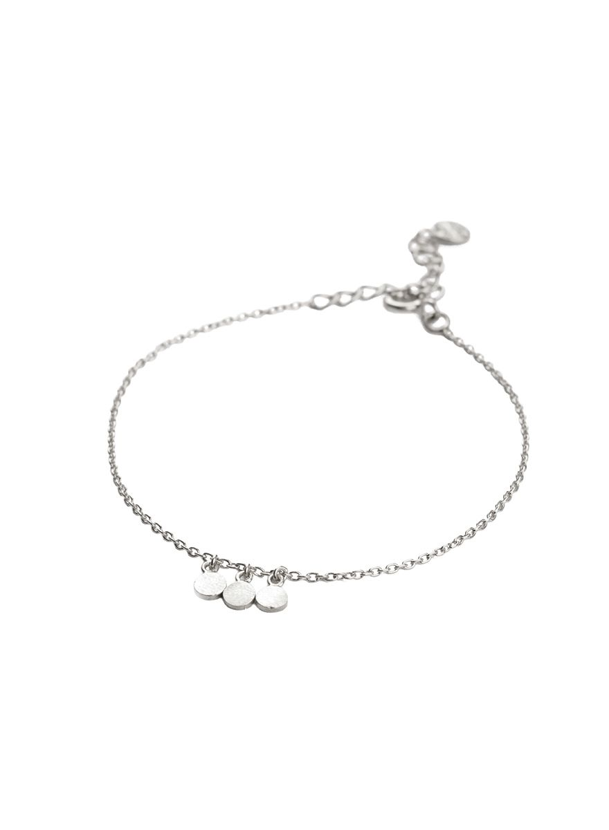 bracelet 3 little coins