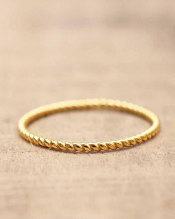 Ring plain