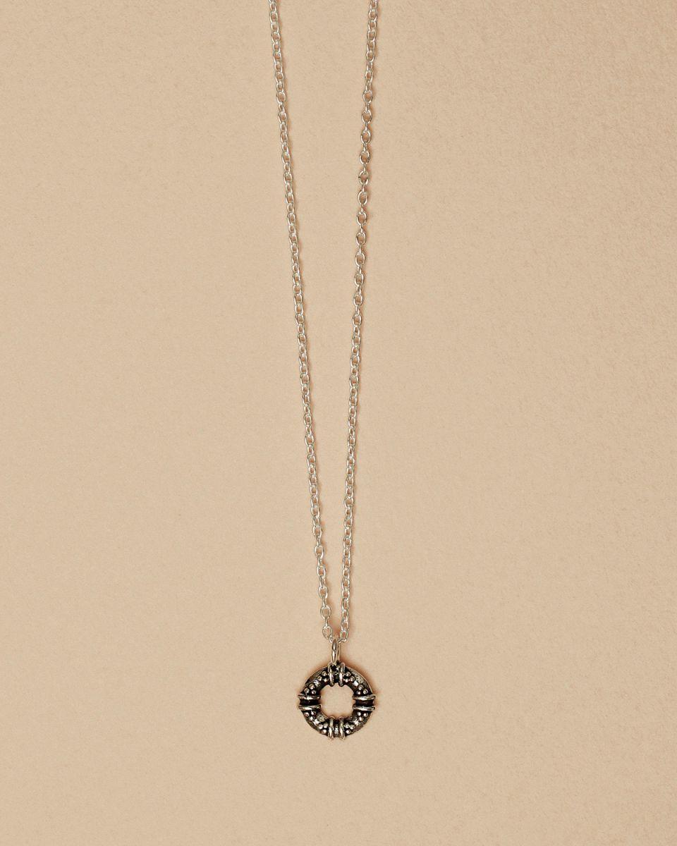 e collier maori circle