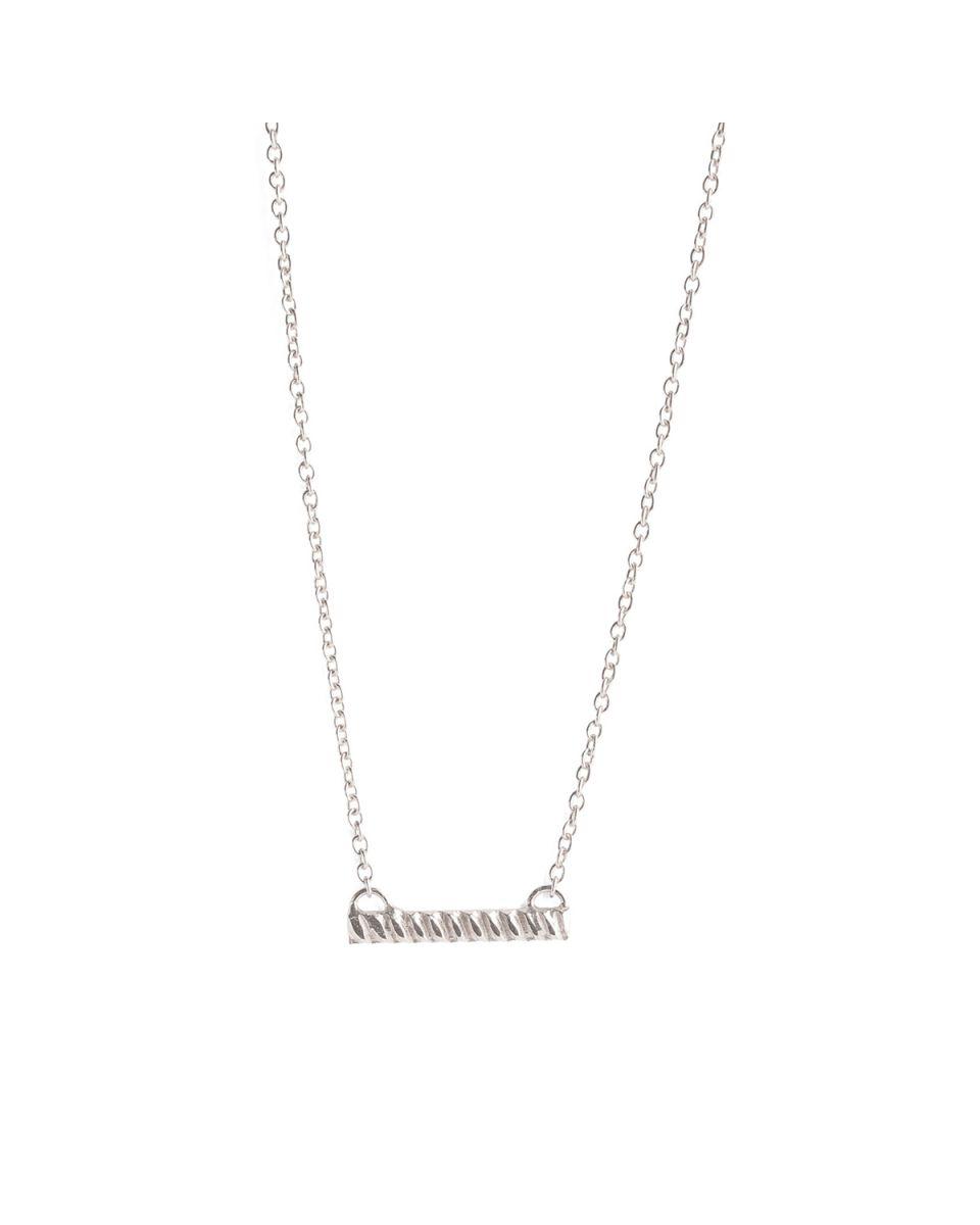 f collier braided bar