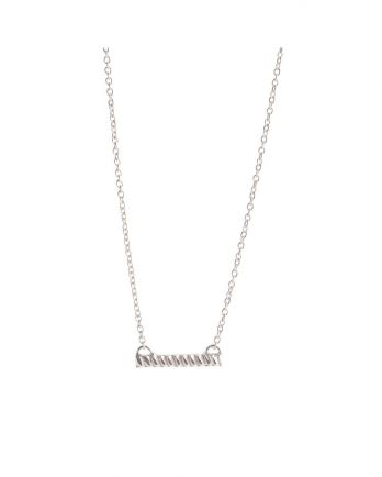 F- collier braided bar