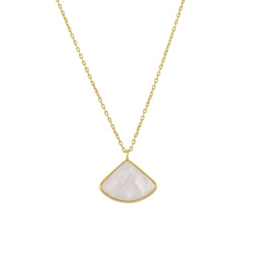 kcollier fancy moonstone 55cm gold plated